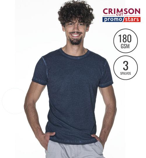 Marškinėliai Smoky 21320 CRIMSON CUT PROMOSTARS