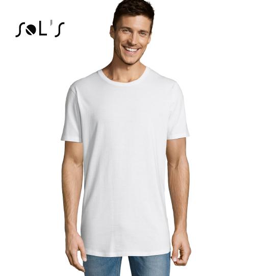 Sols ilgi marškinėliai Magnum 02999 men
