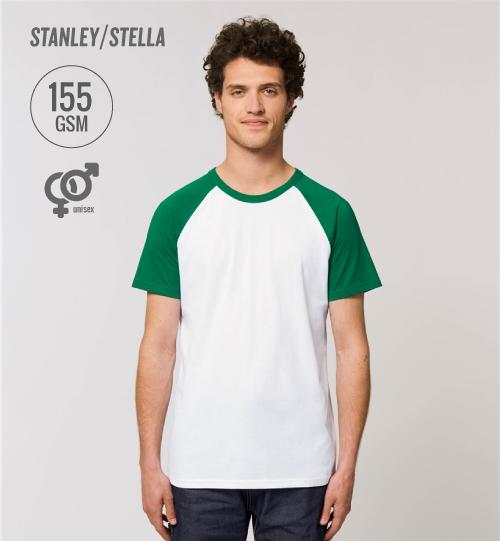 SS Marškinėliai Stanley & Stella Catcher Short Sleeve STTU 825 unisex