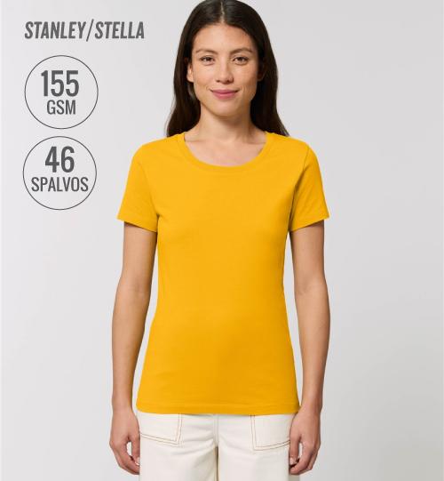 SS Marškinėliai Stanley Stella EXPRESSER STTW 032 women