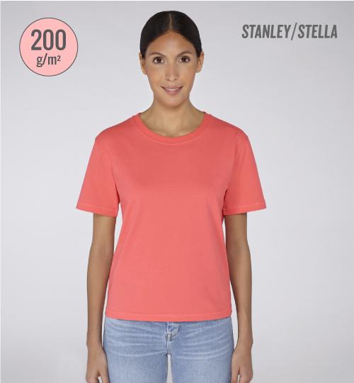 Marškinėliai Stanley Stella Fringes STTW010 women