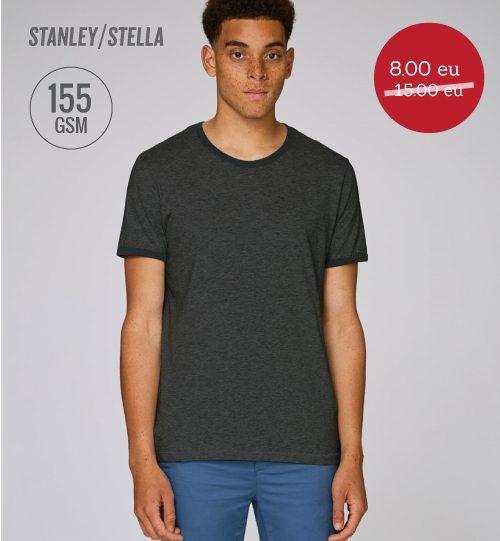IŠPARDAVIMAS Marškinėliai Stanley Stella Holds  STTM 513 men