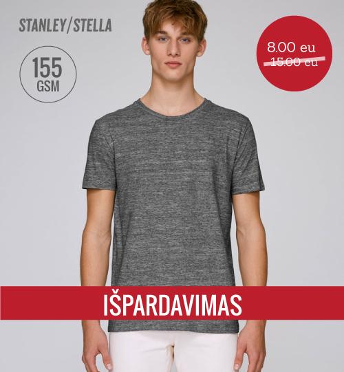 Marškinėliai Stanley Stella Leads STTM 528 men