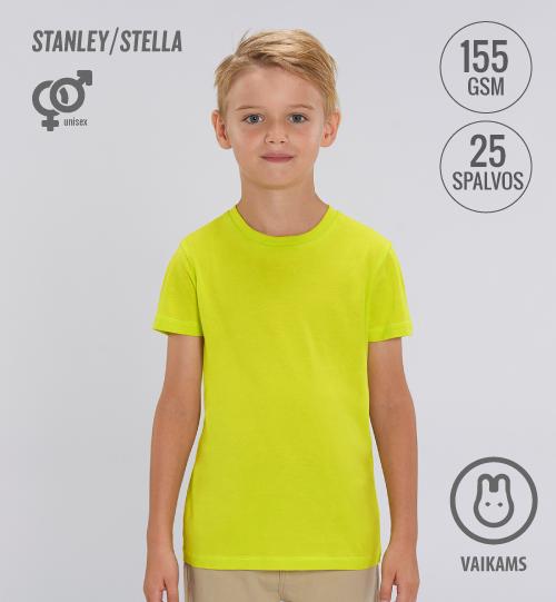 SS Marškinėliai Stanley Stella Mini Creator  STTK 909 kids