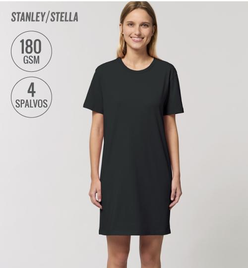 Suknelė (prailginti marškinėliai) Stanley Stella Spinner STDW 144 women