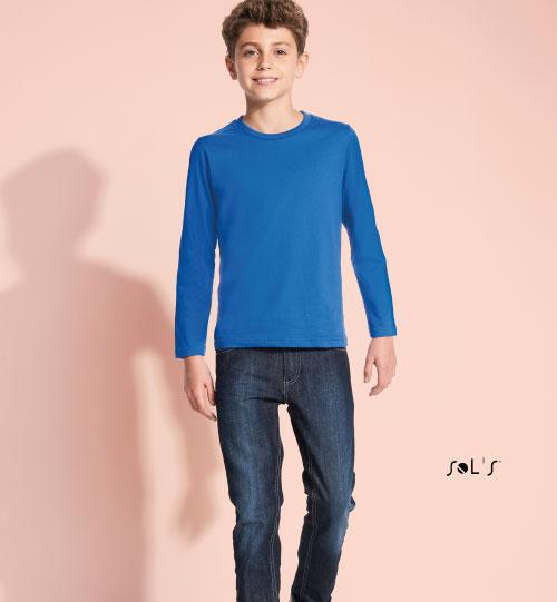 Marškinėliai  Vintage kids 11415 Sols