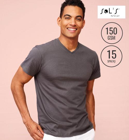 Marškinėliai Sols Victory 11150