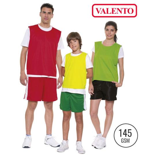Skiriamieji marškinėliai Wimbley VALENTO