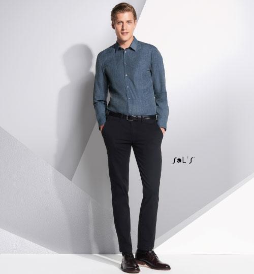 Marškiniai Sols BARNET MEN 01428