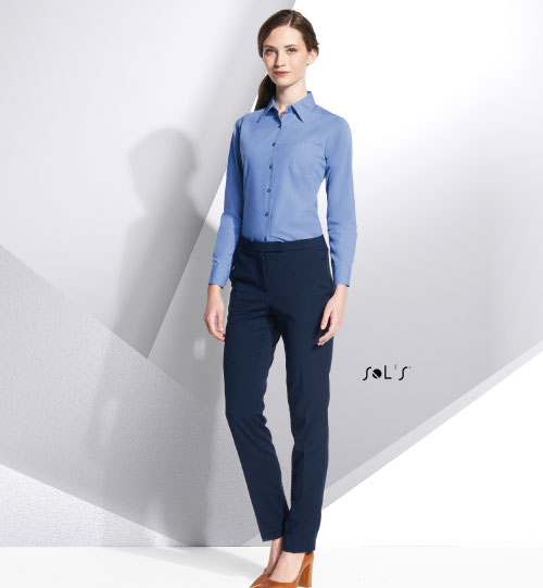 Marškiniai Sols Executive Ladies 16060