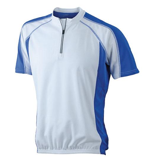 Dviratininko marškinėliai James & Nicholson JN420/men