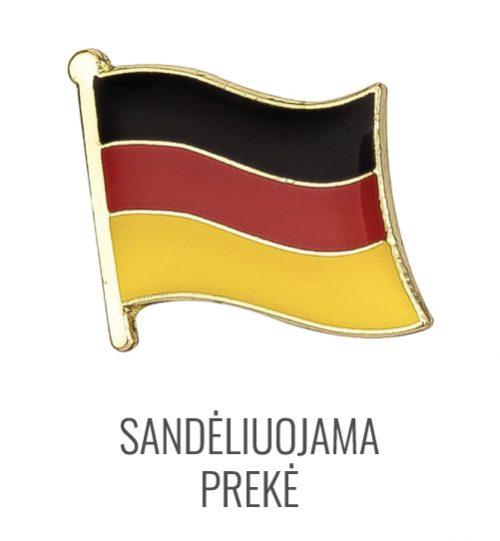 Ženkliukas Vokietijos vėliava