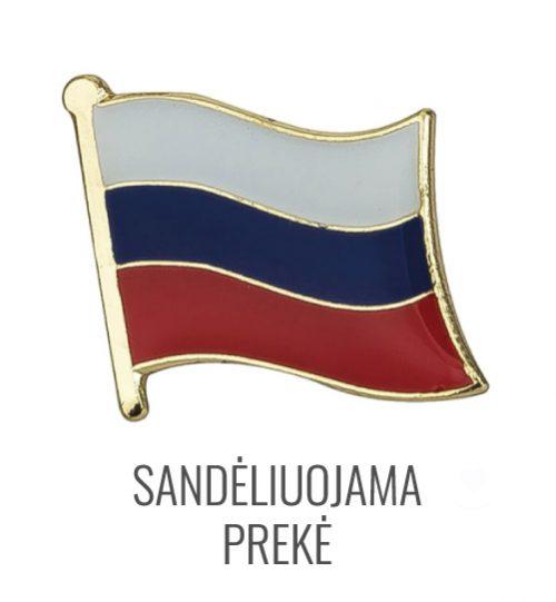 Ženkliukas Rusijos vėliava