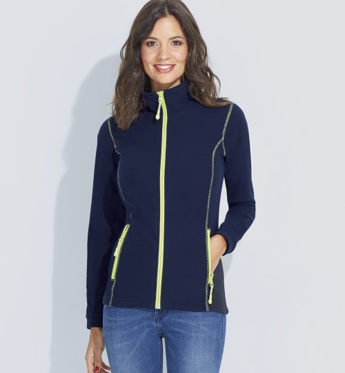 Mikro fliso džemperis NOVA WOMEN Sols 00587