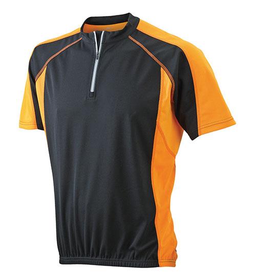 Dviratiniko marškinėliai James & Nicholson JN420/men T