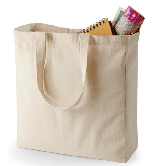 Pirkinių krepšys Canvas Classic Shopper 043.30 QD23 QUADRA