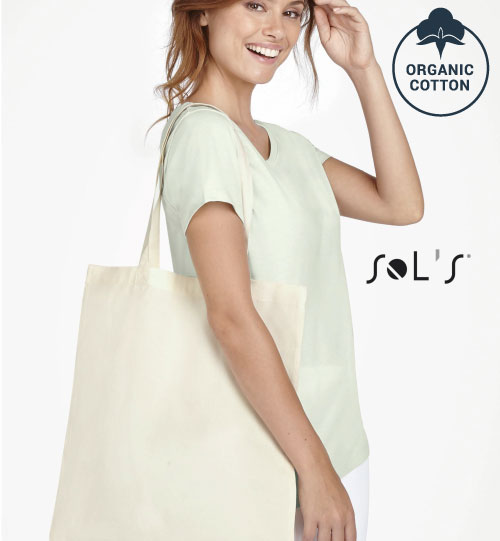 Pirkinių krepšys Organic Zen 76900 SOLS