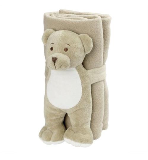 Pledas vaikiškas Teddy Bear with blanket HE771-20 AxpolTrading ID