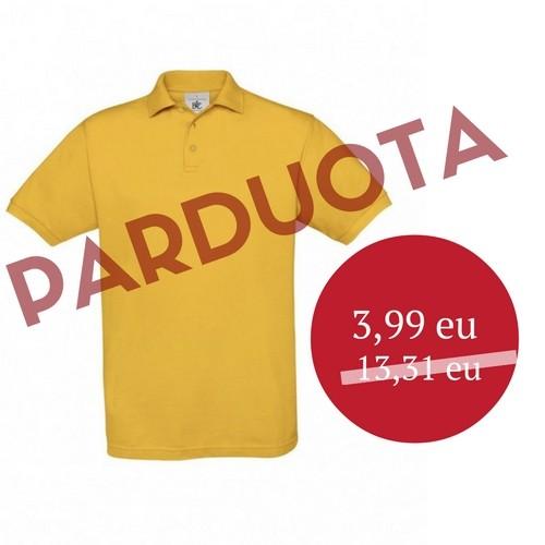 IŠPARDAVIMAS Polo marškinėliai BC Safran