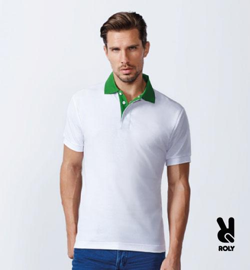 Polo marškinėliai Roly Borneo 6620