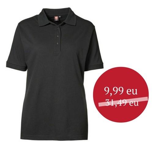 IŠPARDAVIMAS Polo marškinėliai moterims ID Identity 0521
