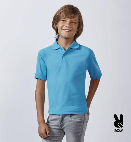 Polo marškinėliai vaikams Roly Pegaso 6610