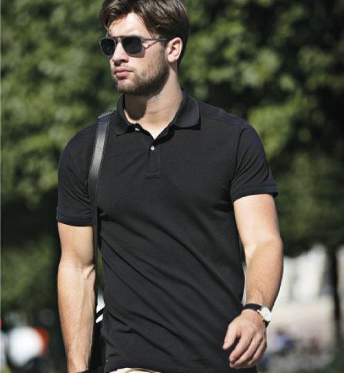 Polo marškinėliai Yale Man NIMBUS