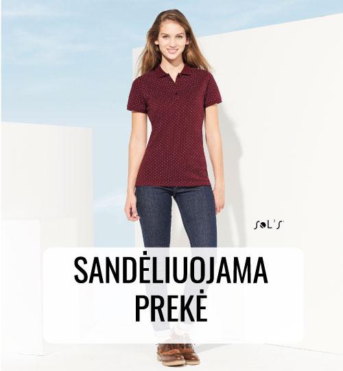 Polo marškinėliai Sols Brandy women 01707