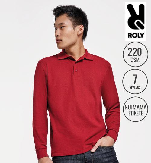 Polo marškinėliai CARPE MAN 5009 ROLY