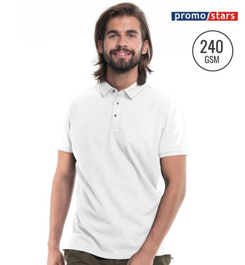 Polo marškinėliai vyrams  Coast 42271 PROMOSTARS