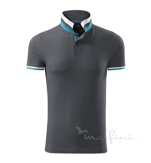 Polo marškinėliai COLLAR UP Gents 256 MALFINI ADLER
