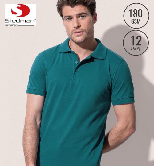 Polo marškinėliai Harper 525.05 ST9060 STEDMAN