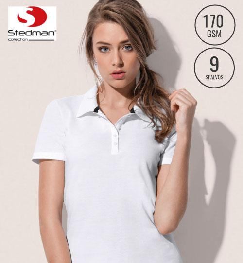 Polo marškinėliai Hanna 523.05 ST9150 STEDMAN