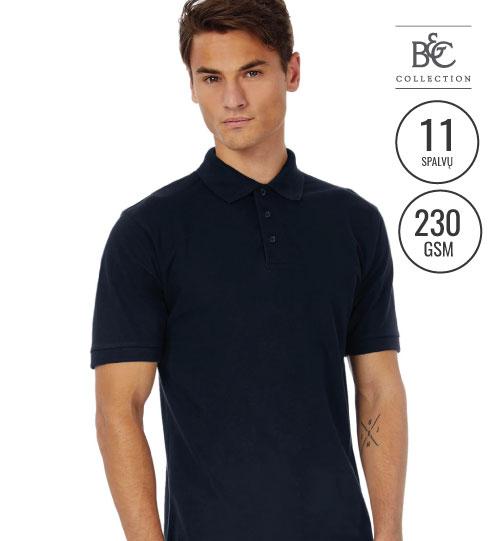 Polo marškinėliai  HEAVYMILL Pique 563.42 PU422 B&C