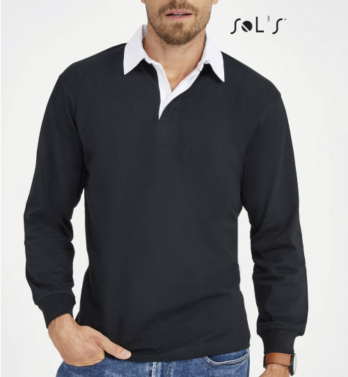 Regbio polo marškinėliai Pack 11313 SOLS