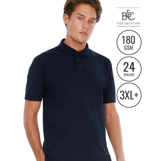 Polo marškinėliai Safran Pique 549.42 PU409 B&C