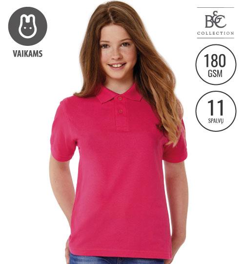 Polo marškinėliai Safran/Kids 588.42 PK486 B&C