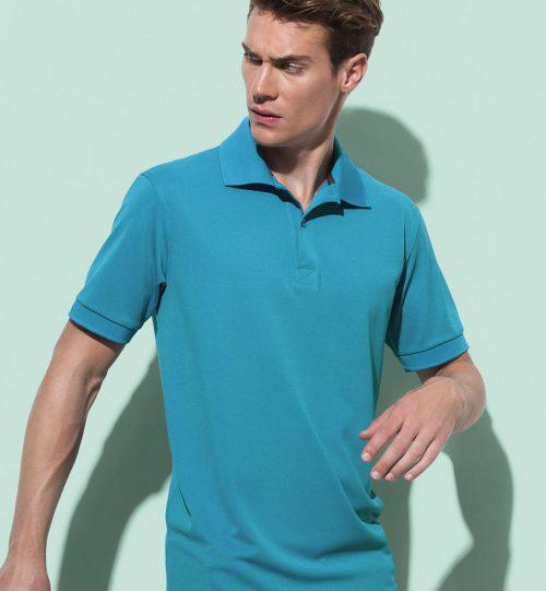 Polo marškinėliai Active Pique 501.05 (ST8050) STEDMAN