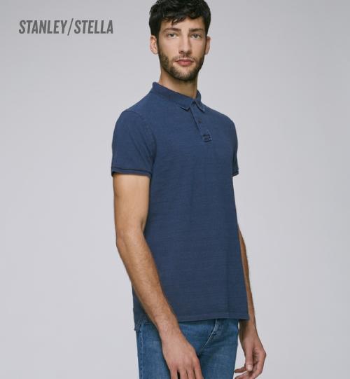 Polo marškinėliai Stanley Stella Performs Denim STPM329 men