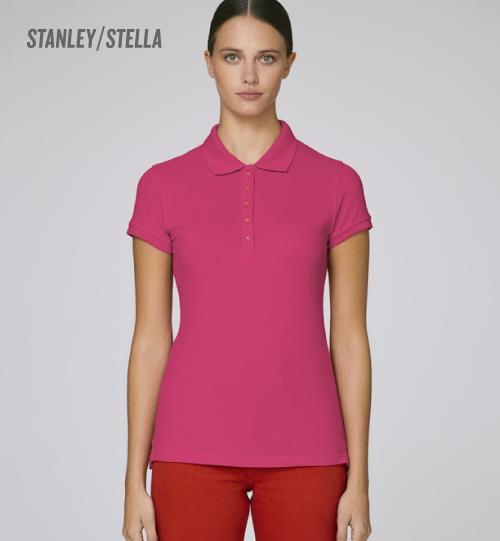 Polo marškinėliai Stanley Stella Plays STPW029 women