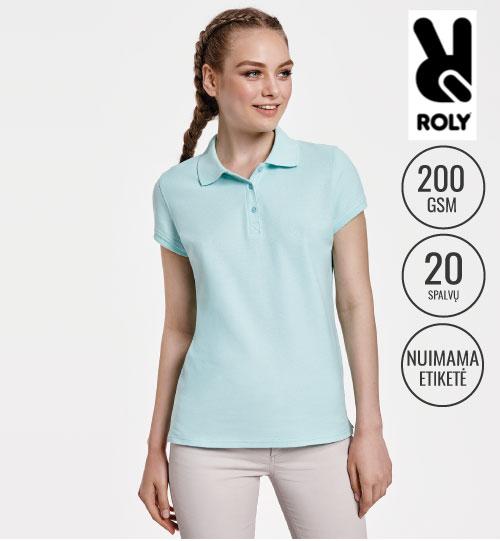 Polo marškinėliai Star woman 6634 ROLY