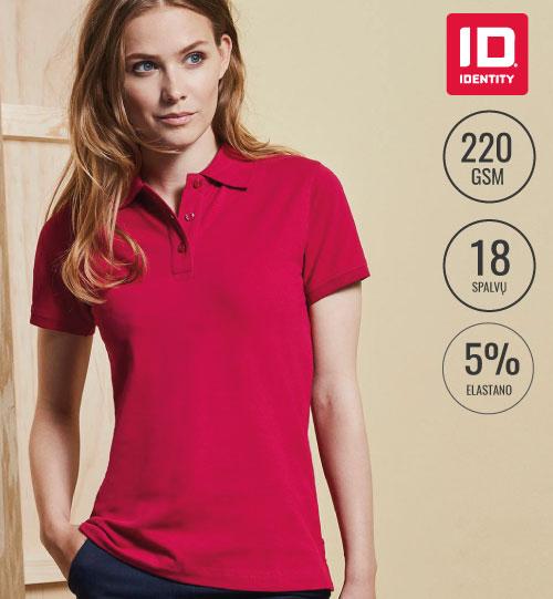 Polo marškinėliai STRETCH 0527 ID IDENTITY