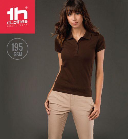TH Polo marškinėliai TH Clothes Eve women's