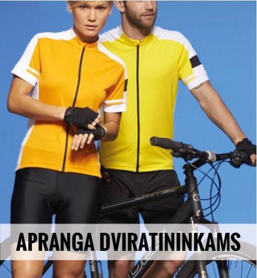 Apranga dviratininkams