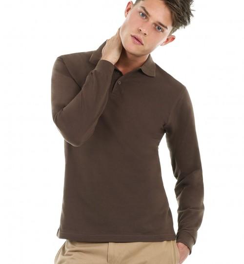 Polo marškinėliai BC Saftan LSL/men