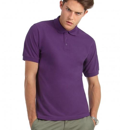 Polo marškinėliai B&C HEAVYMILL > PU422