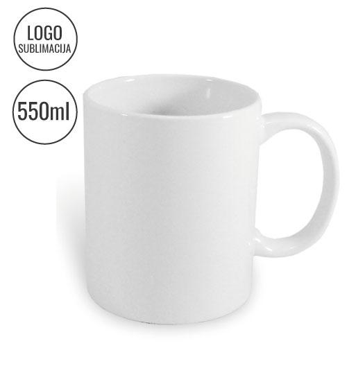 Puodelis MUG 550 ml EU-B20D