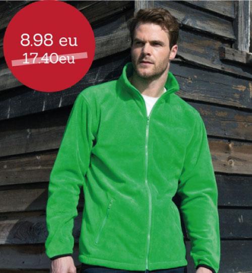 IŠPARDAVIMAS Flyso džemperis 809.33 R220M RESULT
