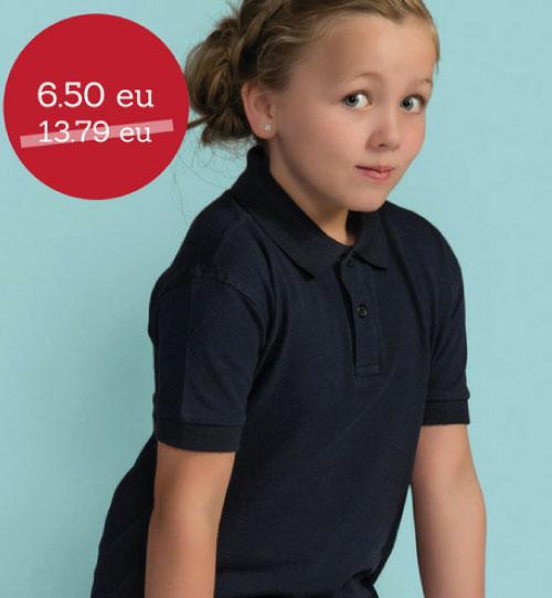 Vaikiški polo marškinėliai SG 50K 588.52
