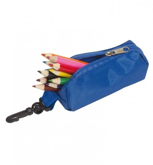 """Penalas su spalvotais pieštukais """"SMALL IDEA"""""""